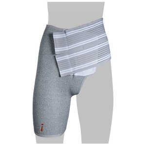 Hip & Thigh Sleeve Gray - Size L